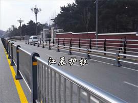 甘南州不锈钢道路护栏