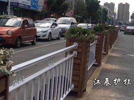 金昌市道路景觀花箱護欄