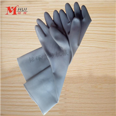 喷砂手套 喷砂机专用手套