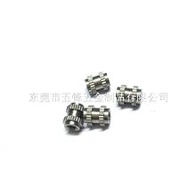 不锈钢热熔螺母M3   螺丝厂家 不锈钢螺丝 东莞螺丝厂家