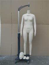 女装板房模特3