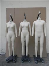 女装制衣模特