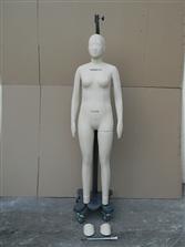 女装板房模特4