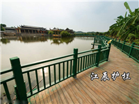 贺州市河道隔离护栏