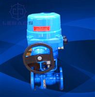 Q941F46-16C電動襯氟球閥