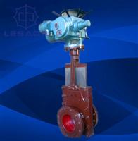 KMZC電動抗耐磨排渣閘閥
