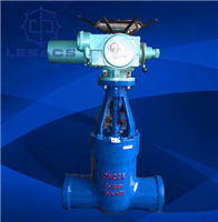Z960Y-200C電動焊接閘閥