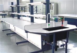 全钢结构实验台6