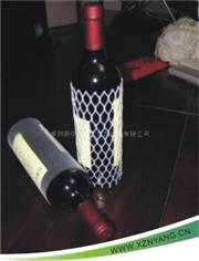 红酒网套,洋酒网套,酒瓶网套