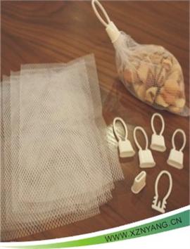 玩具网袋,工艺品网袋,网袋网扣