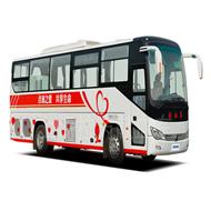 河北省移动献血车