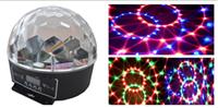LED 七彩水晶魔球&搖控