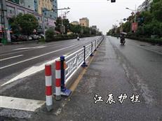 宁波市文化特色护栏