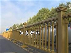 丽水市金色花式护栏