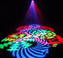 LED Eight-eyes Gobo Light