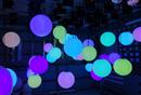 LED DMX 吊球
