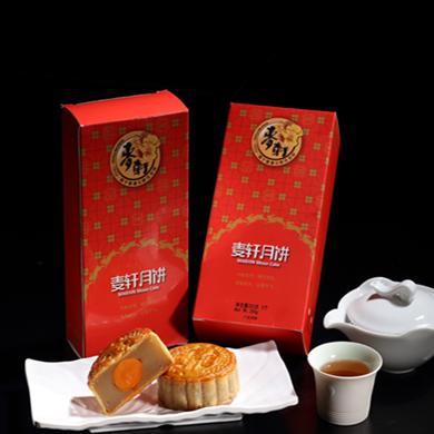 250g麦轩月饼  零售价:¥25.00