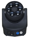6 LED 蜜蜂眼摇头灯