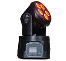5*15W RGBWA LED Mini Moving Head Wash Light