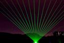 10W Outdoor Green Laser Light