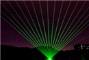 10W 户外单绿激光