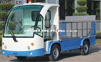 8桶驳运车-电动环卫车