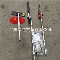 三菱TU26多功能高枝绿篱机油锯割灌机