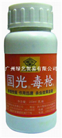 国光丙溴·辛硫磷  防治食叶害虫及刺吸式口器害虫