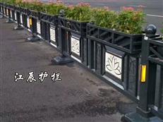 亳州市文化特色花箱护栏