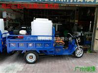 移动式汽油动力高压清洗车