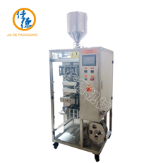 JD-Y50 Irregular Shaped Small Sachet Packing Machine