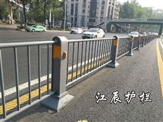 烟台市锌钢道路护栏