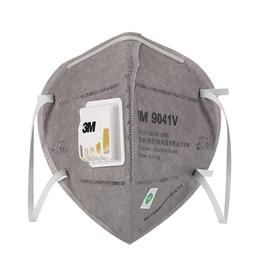3M 9041V自吸过滤式防颗粒物口罩 XF003860285
