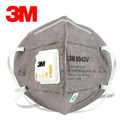 3M 9042V 自吸过滤式防颗粒物口罩 XF003860293