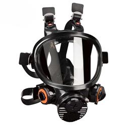3M 7800S(L M)硅质全面型防护面具