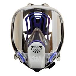 3M FF-402 硅胶全面型防护面具(中号) 70071510807