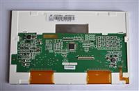 AT070TN83 V.1 群创800*480工业用液晶屏