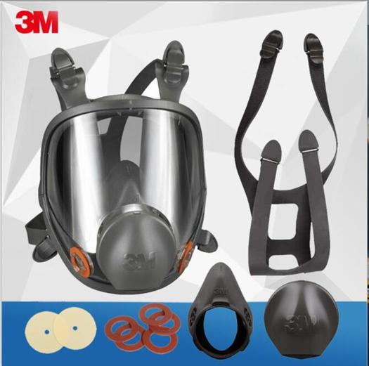 3M 6800 全面型防护面具(中号)  70070709053