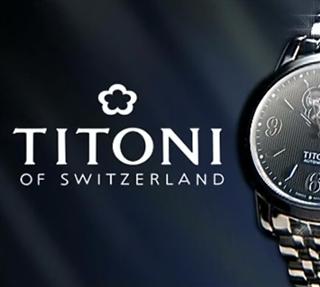 瑞士TITONI梅花手表广告 上海手表三维制作 上海喜悦影视
