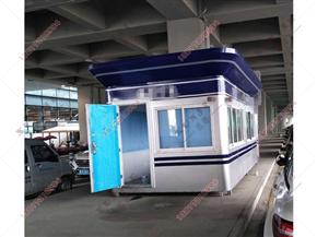 XJ-Z54大型治安岗亭 交通执法治安岗亭