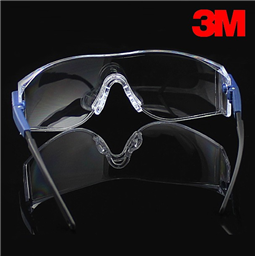 3M 10196超轻舒适型防护眼镜(防雾防刮擦涂层)
