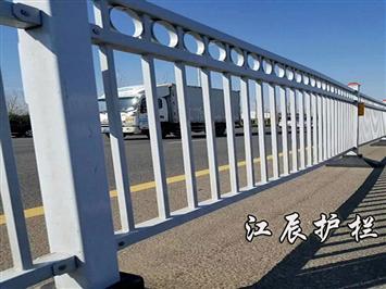 烟台市锌钢防撞护栏