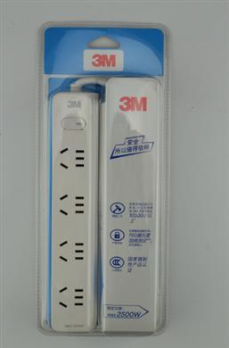 3M延长线插座系列USB直冲