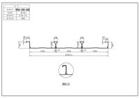 YX50-200-600闭口楼承板