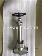 江苏DJ61W-40P加长杆低温截止阀