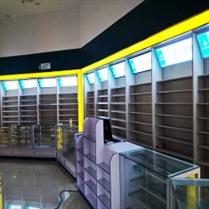 吉林药店货架