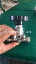 G61F-16P不锈钢承插焊隔膜阀 卫生级焊接隔膜阀