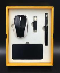 10000毫安电源+无线鼠标 +8G手机两用u盘 -1367