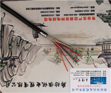 铠装大对数电缆HYA53