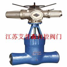 电站高温高压焊接闸阀Z961Y-160